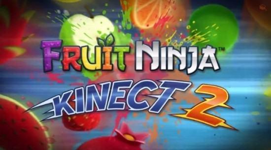 مراجعة Fruit Ninja Kinect 2