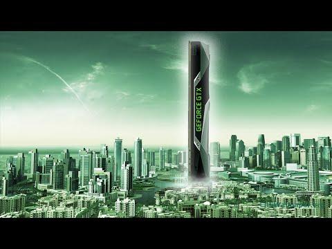 حفل اطلاق كرت Nvidia GTX 1080