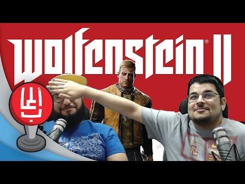 Wolfenstein II غمض عيونك لا تشوف +16