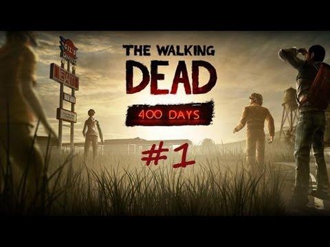 الموتى السائرون #1 (The walking Dead 400 Days (ARABIC
