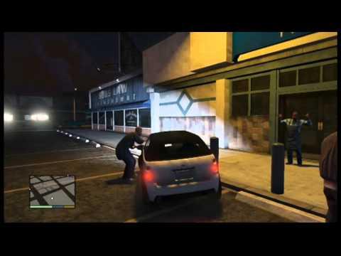 يوم مثالي في عالم GTA V I #2