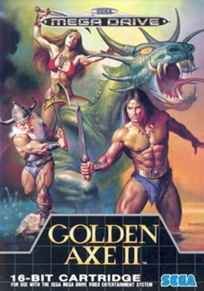 تسلية أنصح بها : Golden Axe II