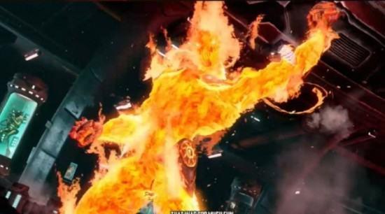 استعراض أسلوب قتال Cinder في Killer Instinct