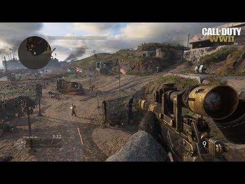 مراجعة اضافة (Call Of Duty WWII: United Front (DLC 3