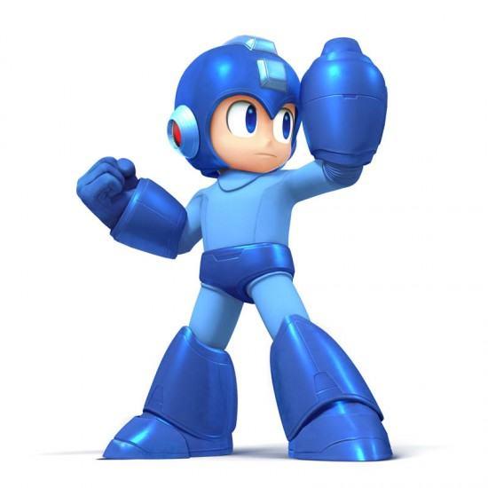 """""""دخول شخصية Mega man لعالم Super Smash كان سهلا"""" قالها ساكوراي"""