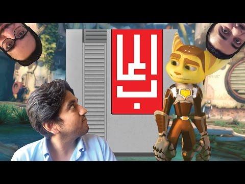 لعبة المقاولين! نلعب Ratchet & Clank
