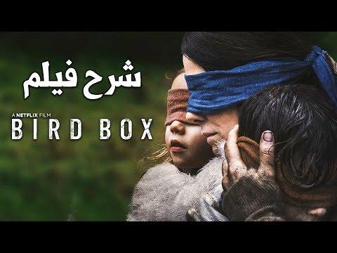 #BirdBox ????المقصد من قصة الفيلم؟