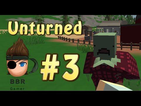 مشينا المعسكر #3 : Unturned