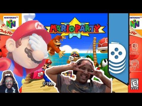 حلقة الأفخاخ!! Mario Party