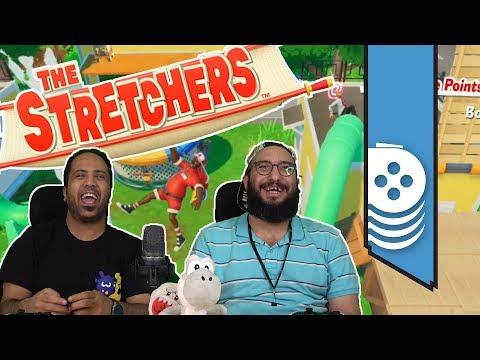 ألعاب نلعبها: خلصنا من الإسعافيين النايمين ذوليك! The Strechers