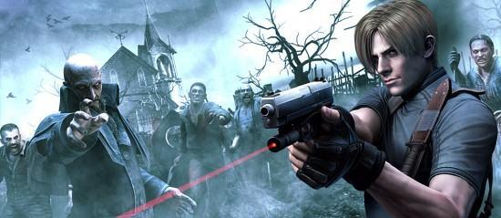 هل لعبة Resident Evil 4 فعلا مرعبة !