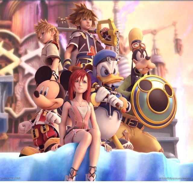 مخرج سلسلة Kingdom Hearts يقدم للمعجبين هدية حماسية
