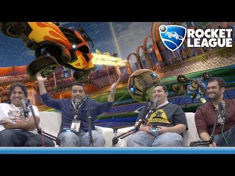 فريق الزلايب في يوم اللاعبين! نلعب Rocket League