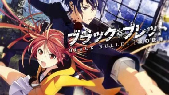 تقييمي لأنمي الطلقة السوداء | Black Bullet