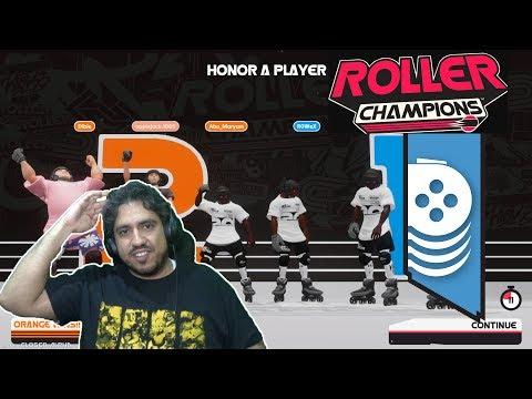 ألعاب نلعبها: ممكن ما نتهاوش.. Roller Champions