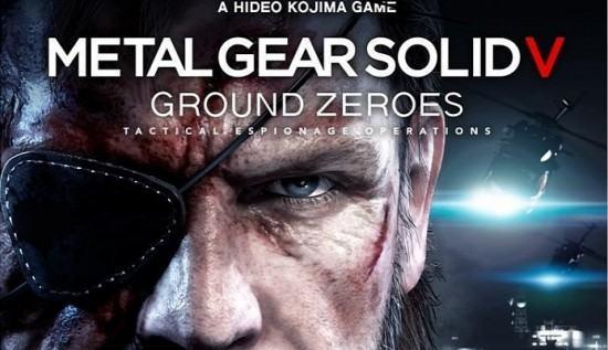 الى كل شخص لديه لعبة Metal Gear Solid V: Ground Zeroes