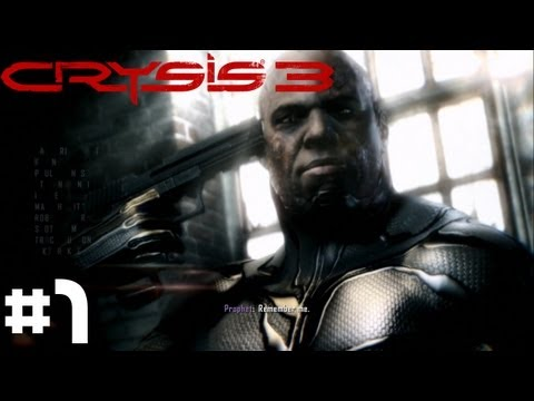 Crysis 3 Campaign #1 [PC] [ARABIC] | تختيم كرايسيس 3: الحلقة #1