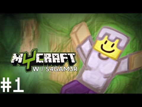 MyCraft: E01 New Series | ماي كرافت: الحلقة #1 بداية جديدة
