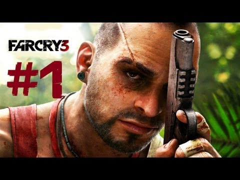 Far Cry 3 Let's Play #1 [ARABIC] | فار كراي 3: الحلقة #1