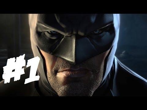 Batman Arkham Origins #1 [ARABIC]   باتمان أركام أوريجنز: #1 القناع الأسود