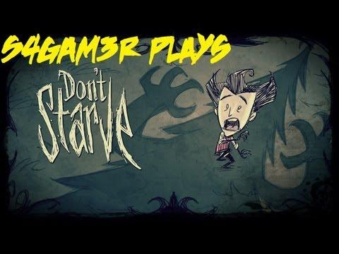 S4GAM3R Plays: Don't Starve | سقمعر يلعب: لا تجوع