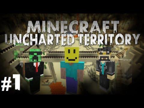 Minecraft: Uncharted Territory #1 | ماينكرافت: الأراضي المجهولة #1