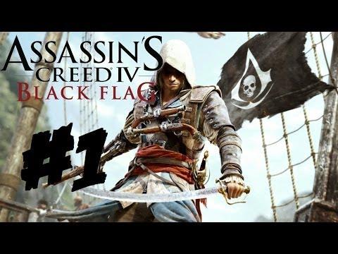 Assassin's Creed BF #1 [ARABIC] | اساسن كريد العلم الأسود: الحلقة #1