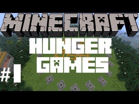 Minecraft: Hunger Games #1 [ARABIC]   #1 ماينكرافت: هنقر قيمز