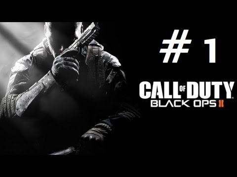 Call of Duty BO 2 Let's Play #1 [ARABIC]   كول أوف دوتي بلاك اوبس 2 #1