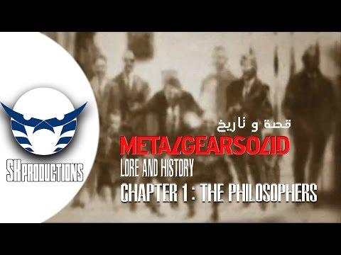 Metal Gear solid lore & history
