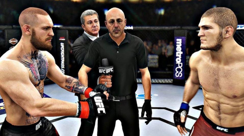 مراجعة لعبة UFC 4