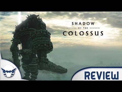 مراجعة Shadow of the Colossus للـ PS4