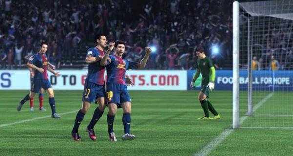 تقييم: FIFA 14