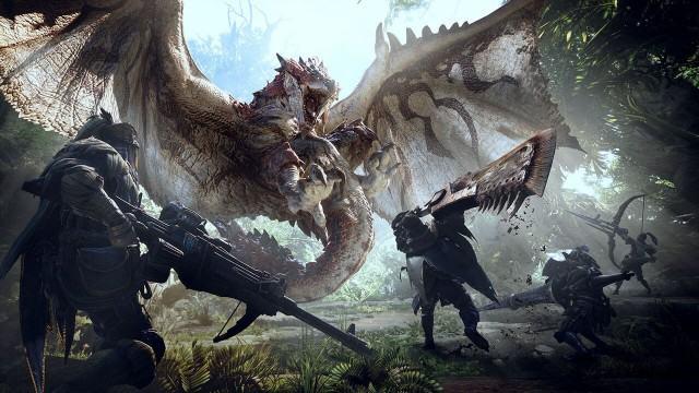 مراجعة Monster Hunter World