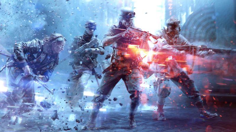 مراجعة لعبة Battlefield V