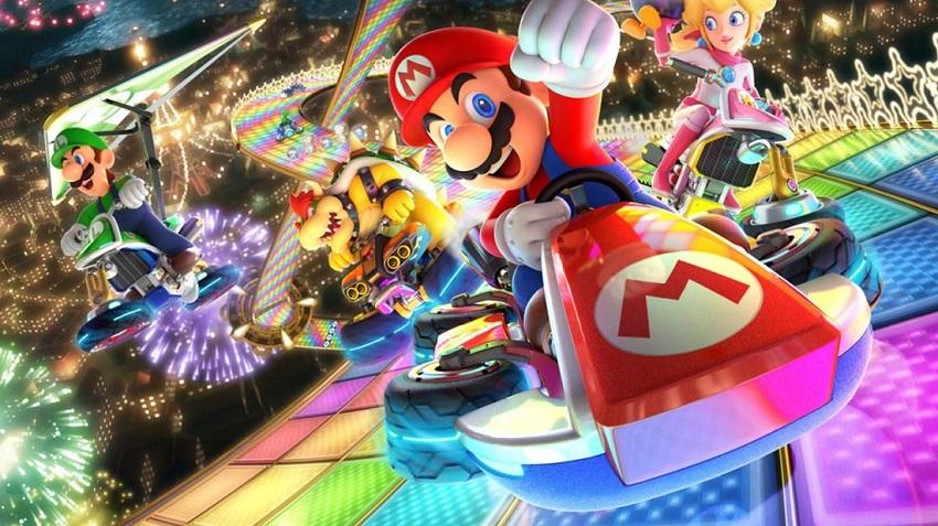 تقييم: Mario Kart 8 Deluxe