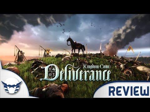مراجعة Kingdom Come Deliverance