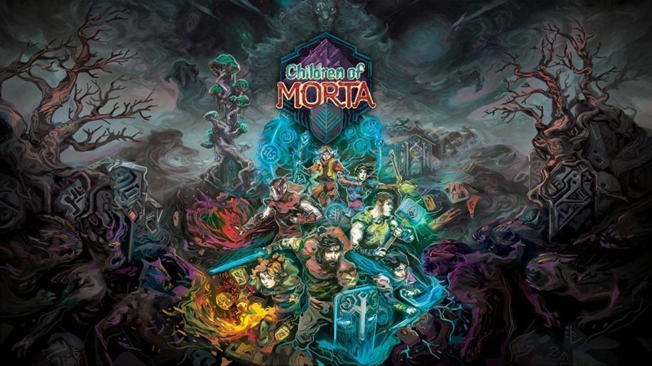 مراجعة Children of Morta