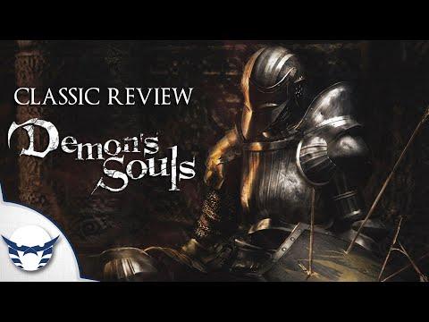مراجعة كلاسيكية   Demon's Souls