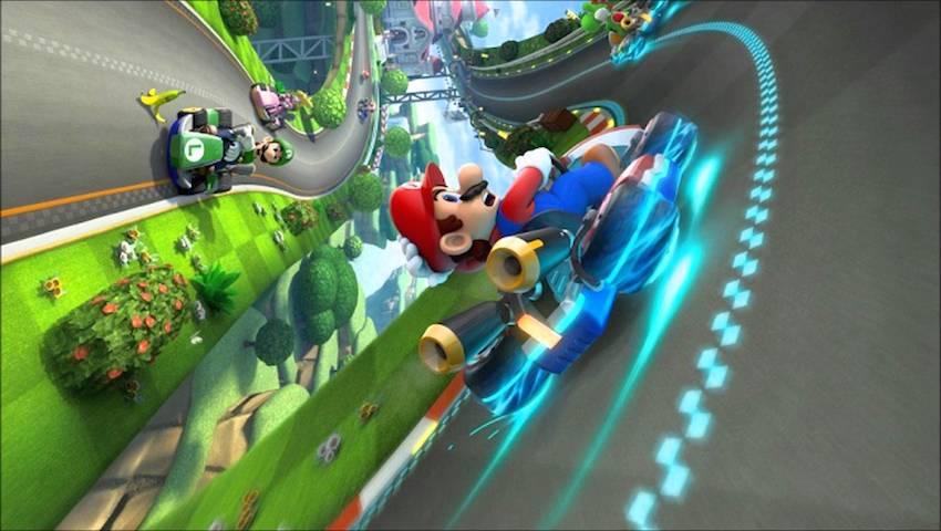 تقييم: Mario Kart 8