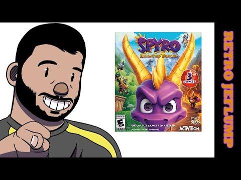 Spyro Reignited Trilogy تسفيل وتطبيل