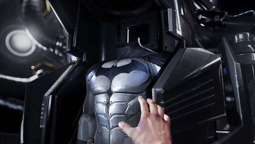 تقييم: Batman: Arkham VR