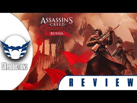 Assassin's Creed Chronicles : Russia Review || مراجعة اساسينز كريد كرونكيلز : روسيا