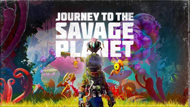 مراجعة و تقييم   Journey To The Savage Planet..   VGA4A