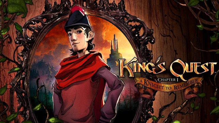 مراجعة King's Quest – Chapt1: A Knight to Remember