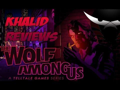 Skproductions The Wolf Among Us episode 1 of 5 review مراجعة زي وولف امونج آس الحلقة الاولي