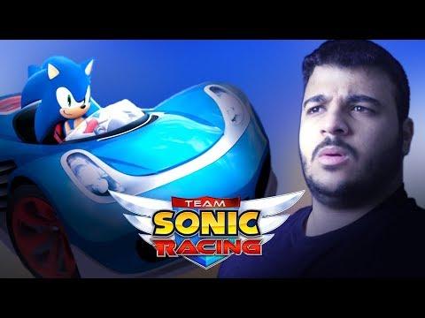 Sonic KART Racing Games تسفيل وتطبيل