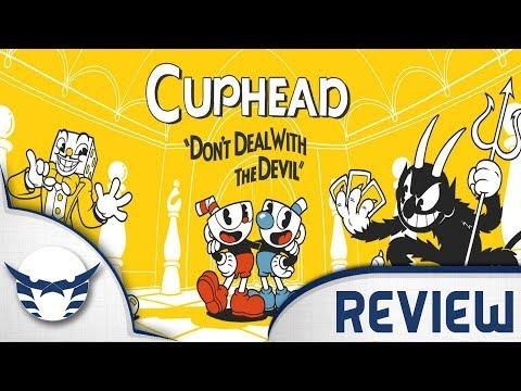 CUPHEAD Review || مراجعة كب هيد