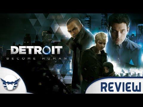 مراجعة Detroit Become Human