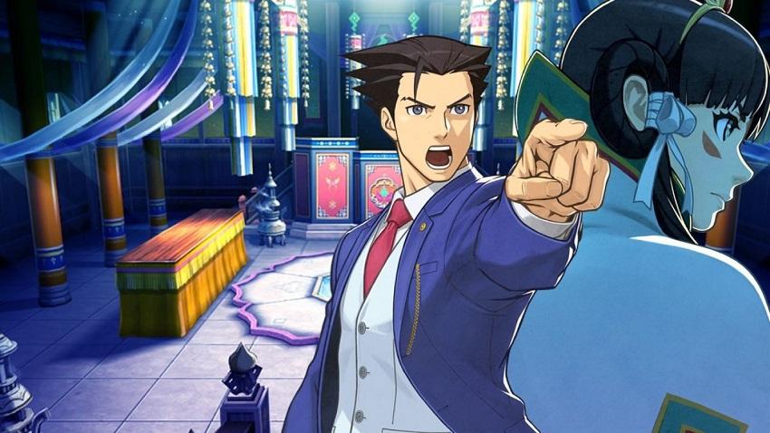 تقييم: Ace Attorney: Spirit of Justice
